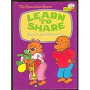 The Berenstain Bears Learn to Share –…