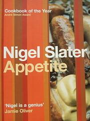 Appetite de Nigel Slater