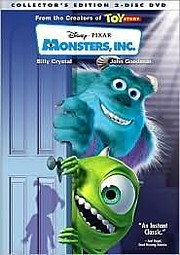 Monsters, Inc. (Two-Disc Collector's…