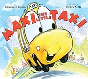 Maxi the Little Taxi af Elizabeth Upton