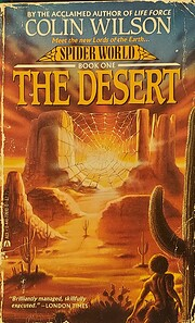 Spider World: The Desert (Spider World, Book…
