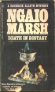 Death in Ecstacy (Roderick Alleyn Mysteries)