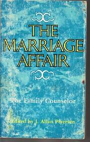 The Marriage Affair: The Family Counselor av…