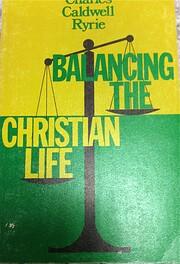 Balancing the Christian life – tekijä:…