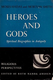 Heroes and Gods: Spiritual Biographies in…