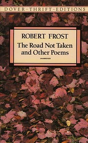 The Road Not Taken and Other Poems (Dover…