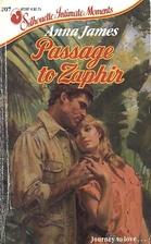 Passage to Zaphir by Anna James