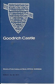 Goodrich Castle, Herefordshire by Courtenay…