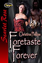 Foretaste of Forever by Christina Phillips