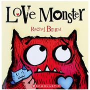 Love Monster By Rachel Bright – tekijä:…