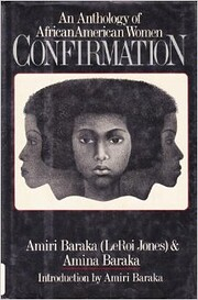 Confirmation: Anthology of African American…