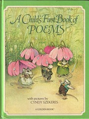 A Child's First Book of Poems de Cyndy…