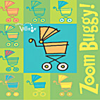 Zoom Buggy! by Claire Clark