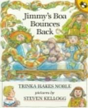 Jimmy's Boa Bounces Back av Trinka…