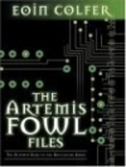 Artmis Fowl Files af Eoin Colfer