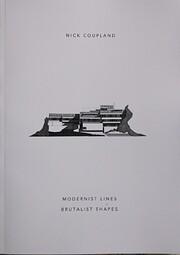 Modernist Lines Brutalist Shapes –…