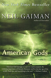 American Gods (American Gods, #1) por Neil…