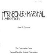 Hornblower & Marshall, architects por Anne…