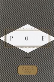 Poe: Poems de Edgar Allan Poe