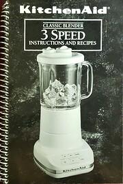 KitchenAid 3 Speed Classic Blender…