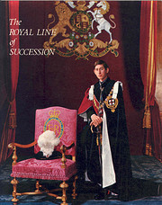 The royal line of succession : the British…