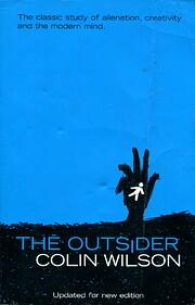 The Outsider – tekijä: Colin Wilson