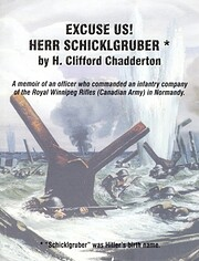 Excuse Us! Herr Schicklgruber: A Memoir of…