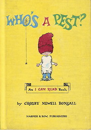 Who's a Pest? de Crosby Newell Bonsall
