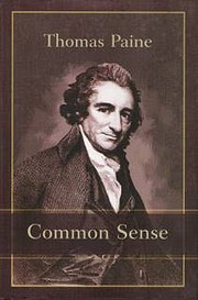 Common sense av Thomas Paine