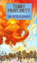 The Fifth Elephant by Terry Pratchett