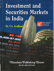 Investment and Securities Markets in India…