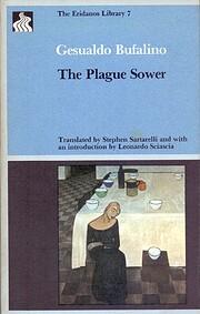 The Plague Sower di Gesualdo Bufalino
