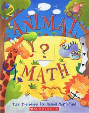 Animal Math af Keith Faulkner