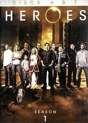 Heroes: Season 1, Discs 6&7