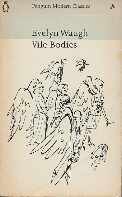 Vile Bodies cover