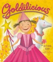Goldilicious and Pinkalicious/two book set…