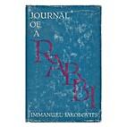 Journal of a rabbi by Immanuel Jakobovits