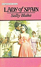 Lady of Spain by Sally Blake