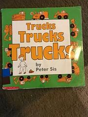 Trucks, Trucks, Trucks av Peter Sís