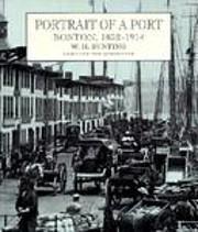 Portrait of a port: Boston, 1852-1914 –…