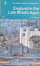 England in the Late Middle Ages by A. R.…