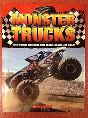 Monster Trucks High Octane Machines that…