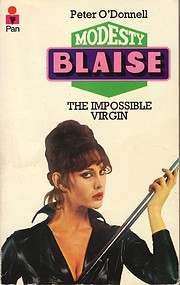 The Impossible Virgin de Peter O'Donnell