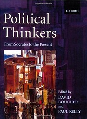 Political Thinkers: From Socrates to the…