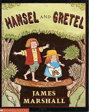 Hansel and Gretel av James Marshall