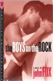 The Boys on the Rock av John Fox
