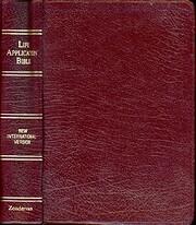 NIV Life Application Study Bible de Ronald…
