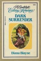 Dark Surrender by Diana Blayne