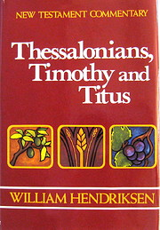 New Testament Commentary: Exposition of I…