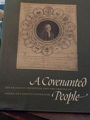 Covenanted People: The Religion Tradition…